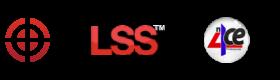 LSS n4ce logos